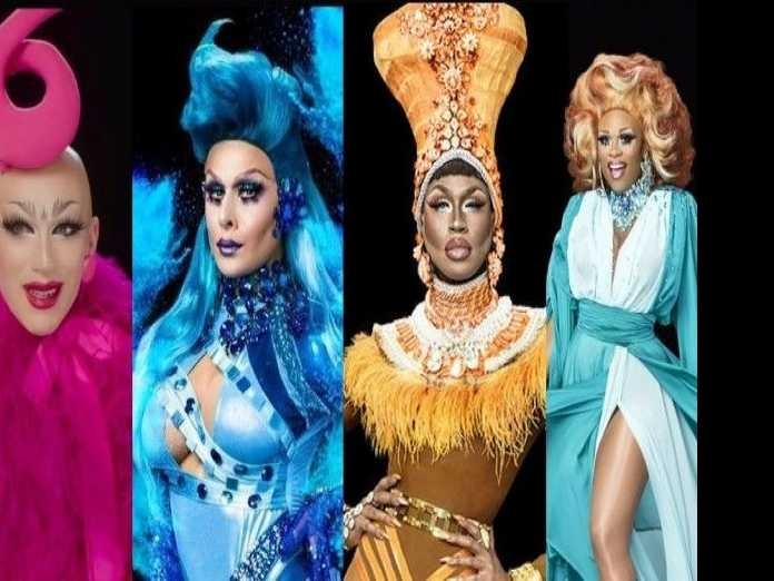 RuPaul's Final Four: The Claws Are Out!