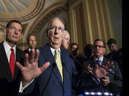AP Sources: Senate Health Bill Would Reshape Obama Law
