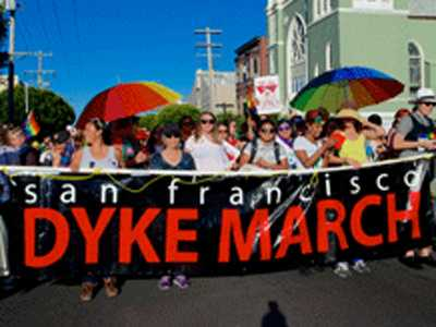 SF Dyke March Marks 25 Years