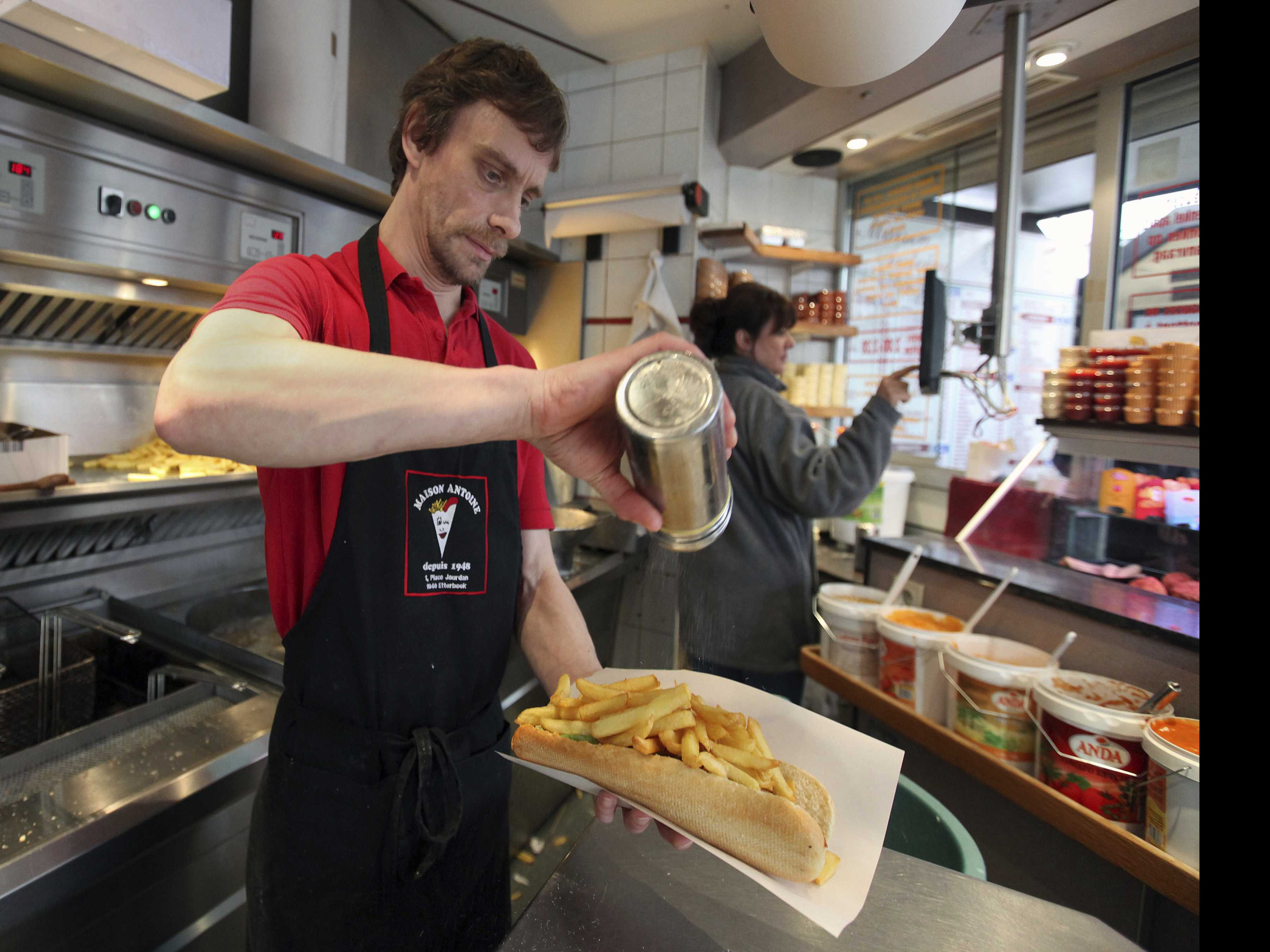EU Takes Fat Out of Fire: Belgian Fries Are Out of Danger