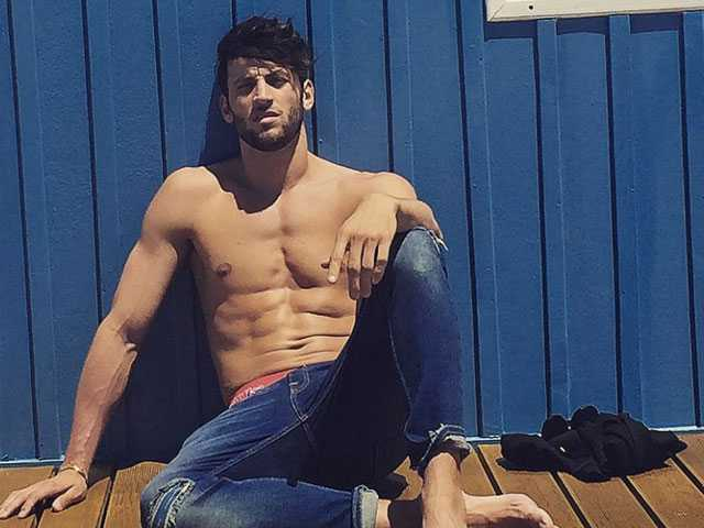PopUps: Is Madonna Dating Hunky International Male Model Kevin Sampaio?