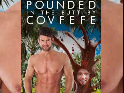 Trump Typo 'Covfefe' is Subject of Gay Erotic Novel