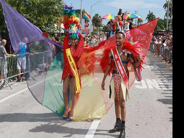 Stonewall Festival Recalls Struggle for Civil Rights