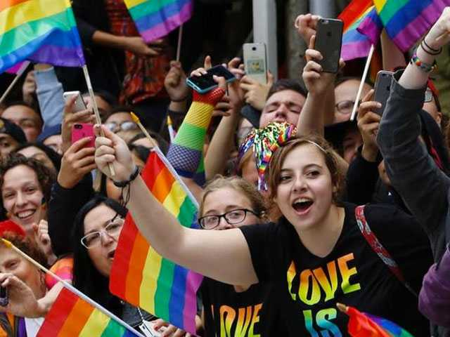 Number of 'Resistance' Groups Set to Lead NYC Pride March Grows to 18