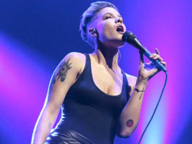 After Backlash, Pop Star Halsey Apologizes for Defending Rapper's Homophobic Remarks