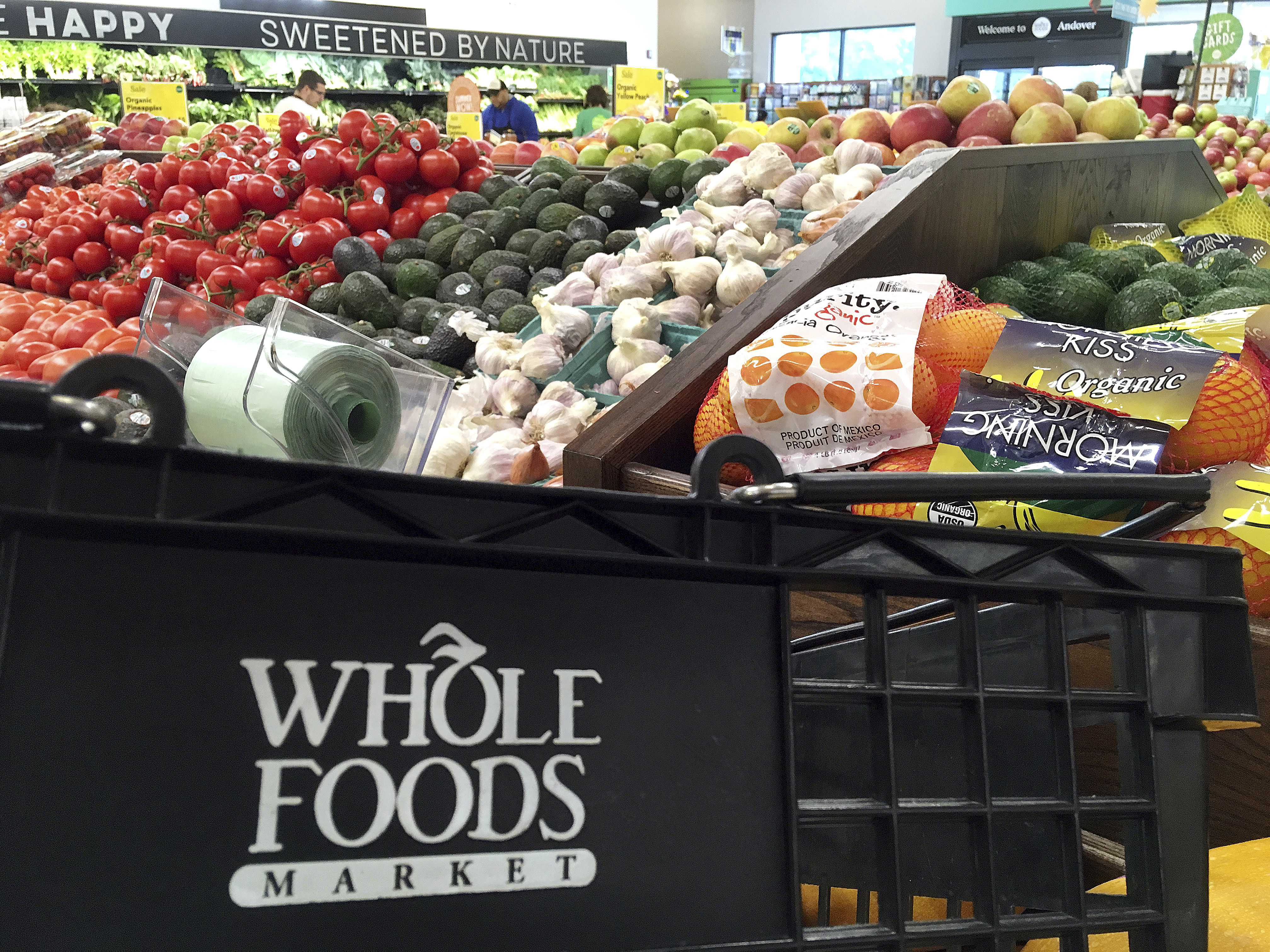 A New Platform for Whole Foods? How Deal Could Upend Grocery