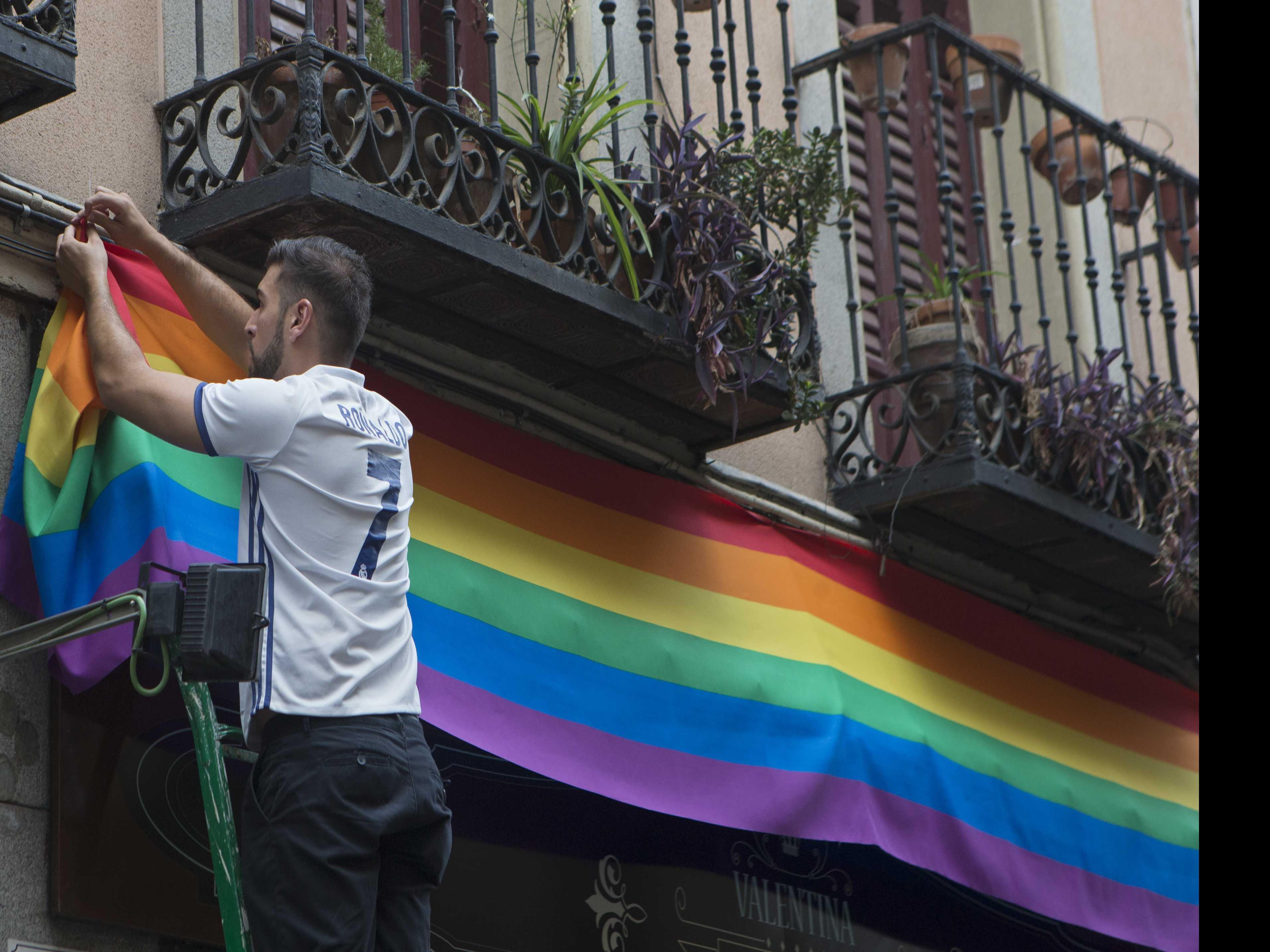 Madrid Hosts - and Debates - Global Gay Pride