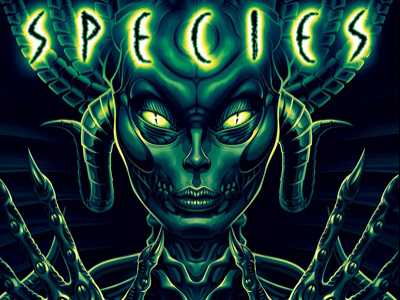 Review :: Species - Collector's Edition
