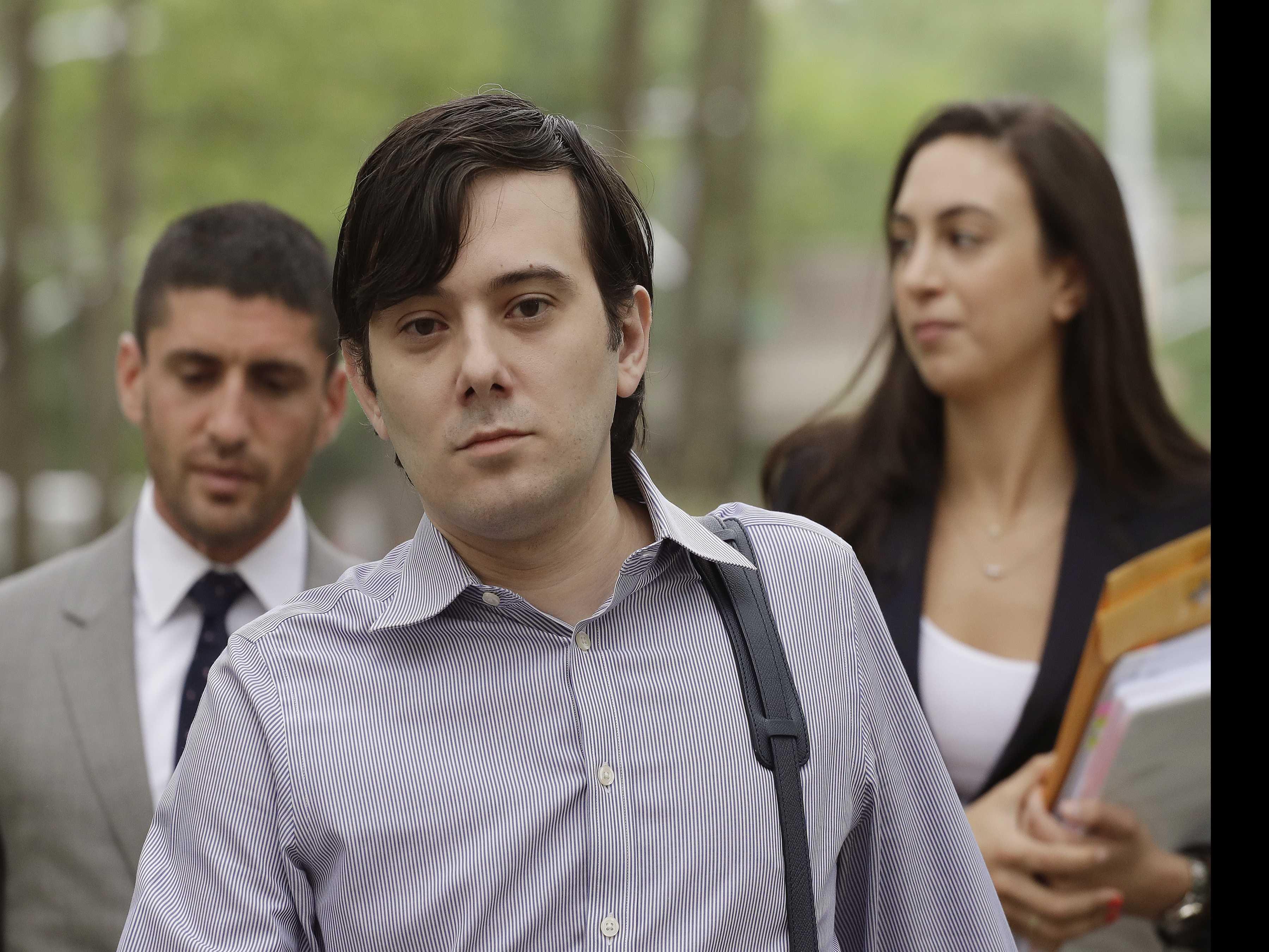 'Pharma Bro' Defies Advice to Keep Quiet Before Fraud Trial