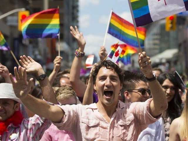 Canada PM Trudeau Makes Pride Inclusive and the US Jealous