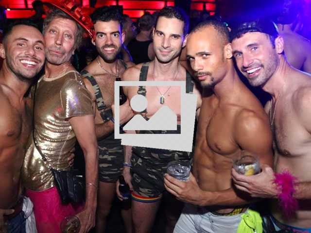 Fantasy: Men At Work  @ Highline Ballroom :: June 23, 2017