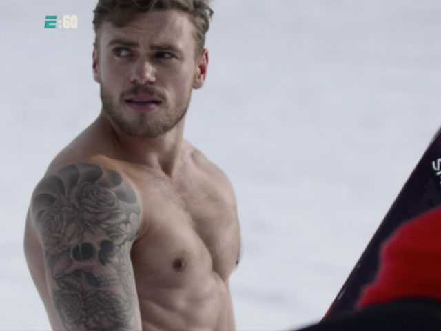 Watch: Gus Kenworthy Strips Down for ESPN's Body Issue