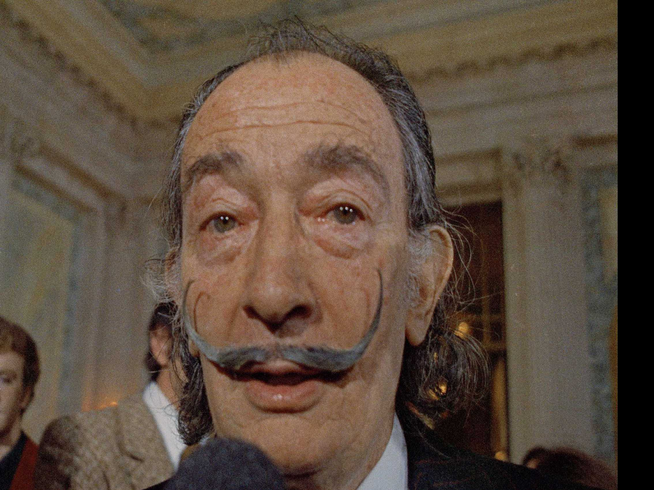 Dali's Bones to be Exhumed in Spain for Paternity Test