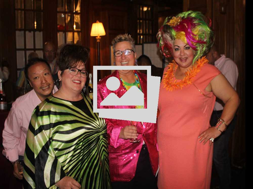 San Francisco's 19th Annual Pride Brunch For Positive Resource Center :: June 24, 2017