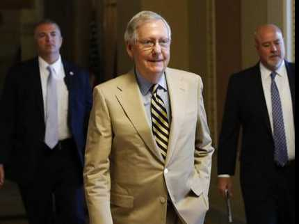 Budget Office Sees 22 Million Fewer Covered with Senate Trumpcare Bill