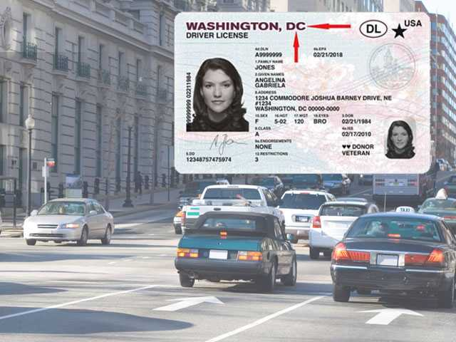 Male, Female, X: DC Gives Drivers a New Option on Licenses