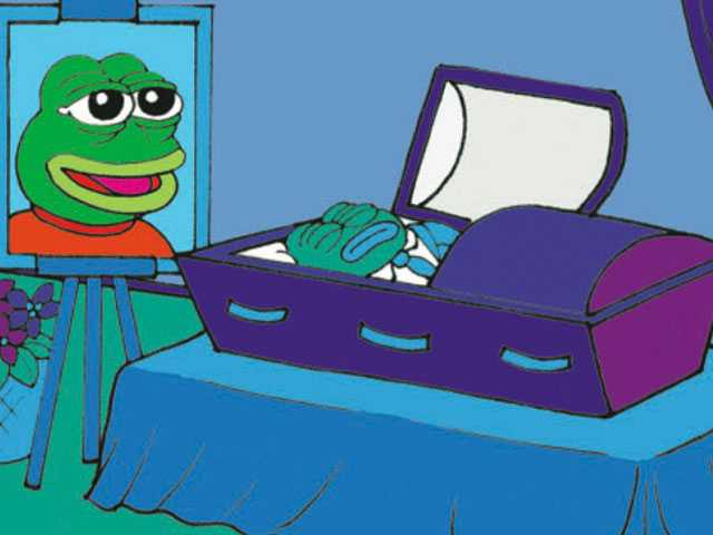Pepe Lives: Cartoonist Resurrecting Frog Hijacked by Trolls