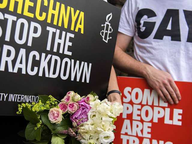Resolution Condemning Chechnya Violence Against Gay Men Clears California Assembly