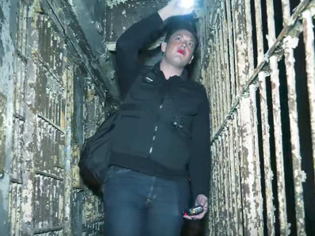 Watch: Web Series 'Queer Ghost Hunters' Visits 'Shawshank Redemption' Prison