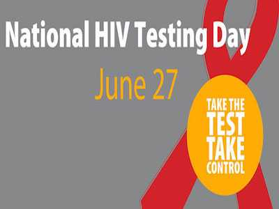 AIDS Institute Recognizes National HIV Testing Day