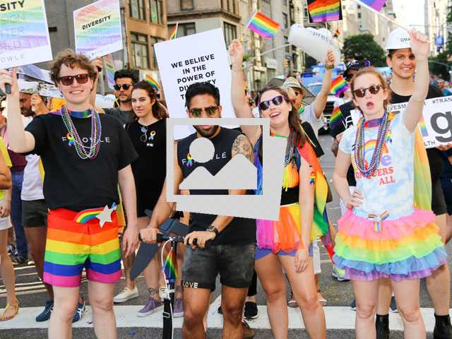 NYC Pride March 2017 Part One :: June 25, 2017