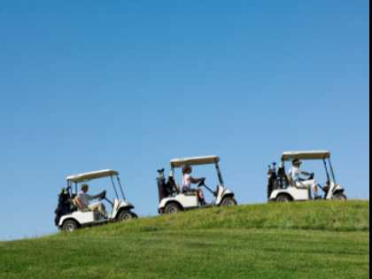 Only in Florida: Trump-Happy Retirement Community Raided for Meth and Golf Cart Theft