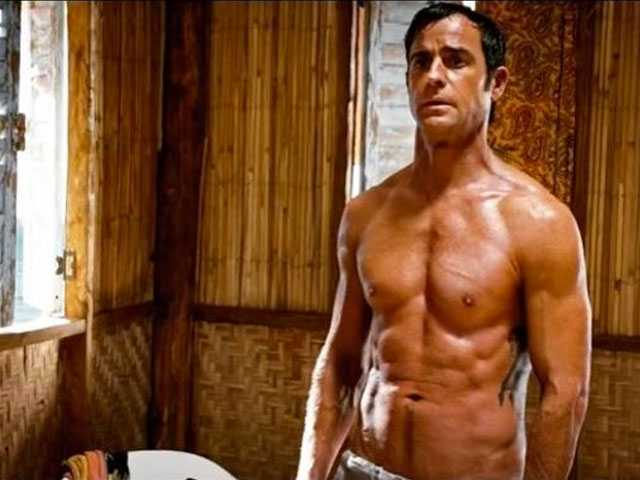Want to See Justin Theroux Naked? You Better Hope 'The Leftovers' Gets an Emmy Nom