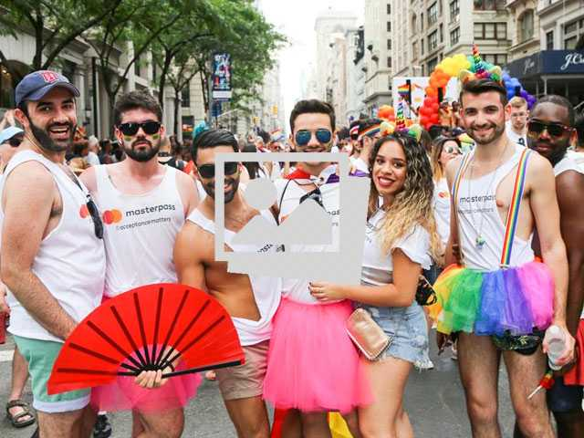 NYC Pride March 2017 Part Two :: June 25, 2017