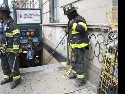 NYC Subway Train Derails, Scaring Passengers and Injuring 34