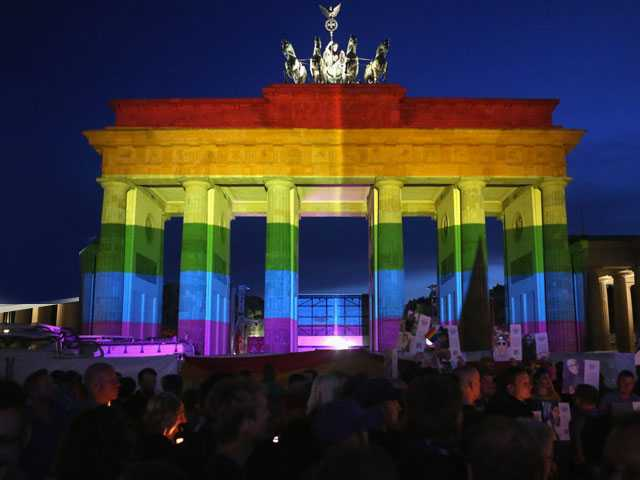 German Parliament Set to Vote Friday on Gay Marriage