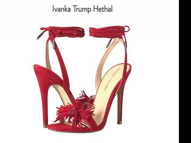 Making Ivanka Trump Shoes: Long Hours, Low Pay and Abuse