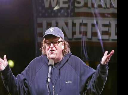 Michael Moore Donates $10,000 to Shakespeare in the Park
