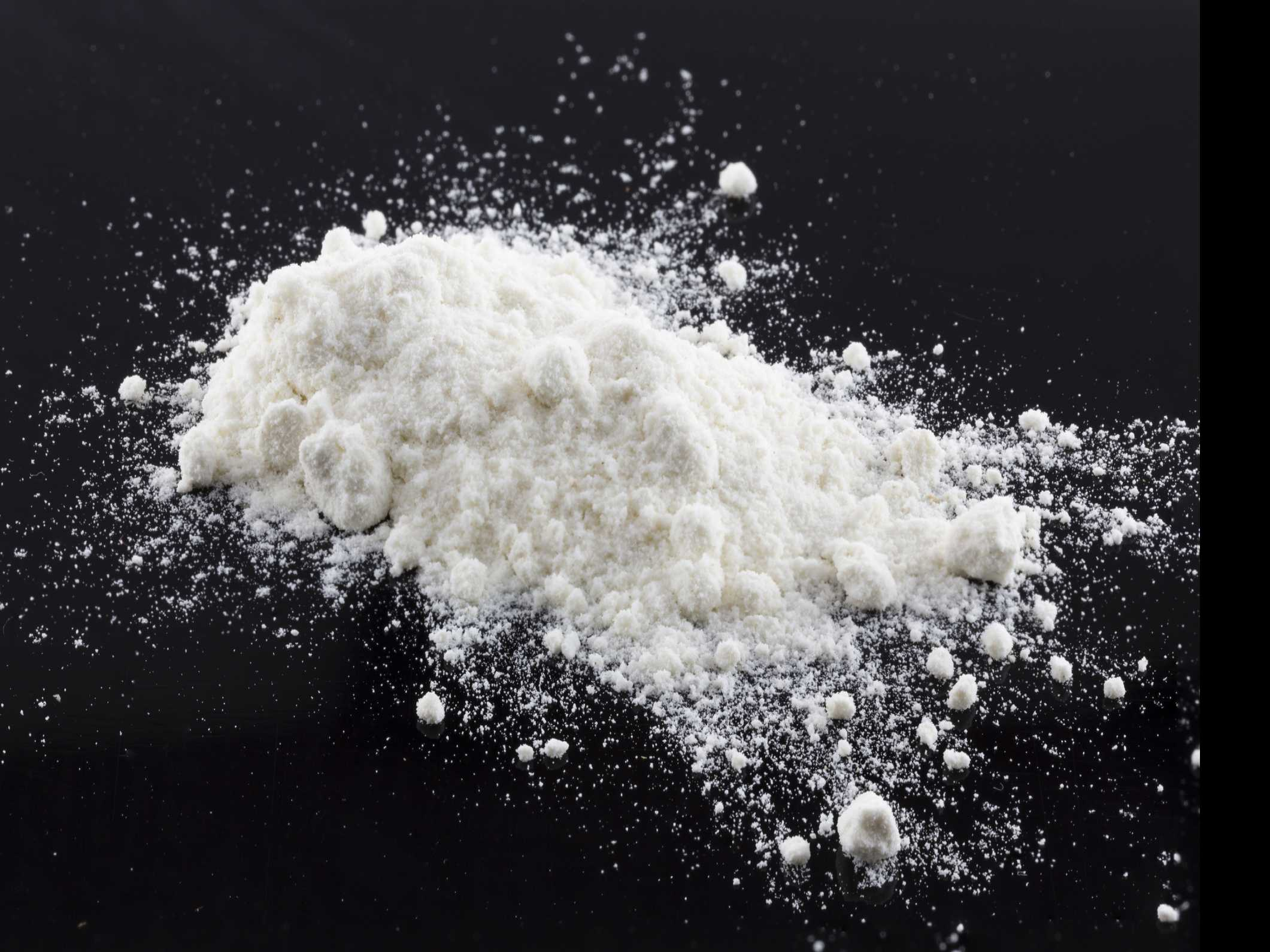 Drywall Powder Sends Man to Jail on Cocaine Charge