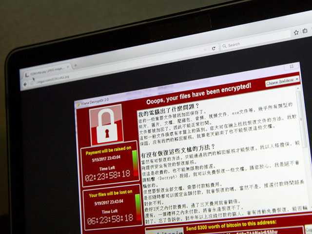 AP Explains: What is Ransomware?