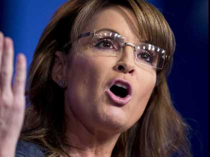 Sarah Palin Sues New York Times for Defamation