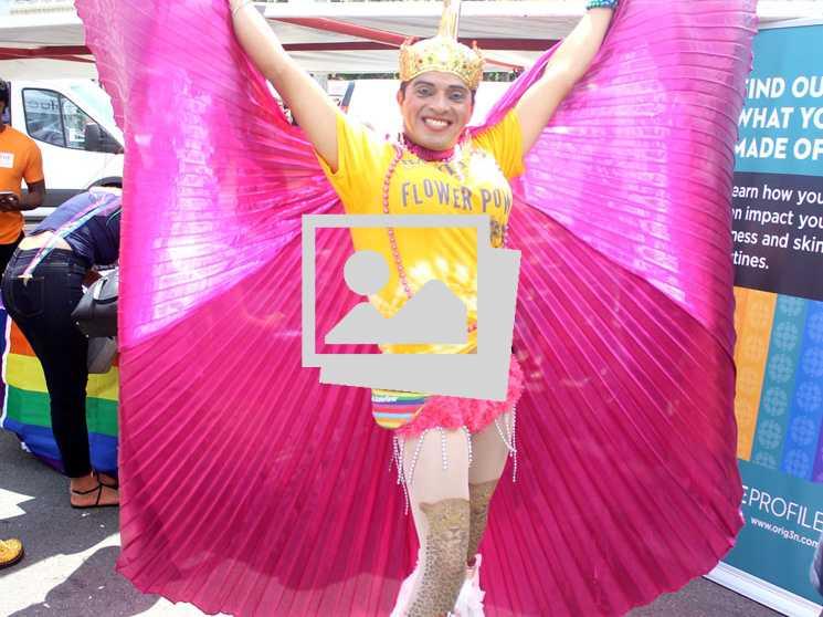 San Francisco Pride Celebration :: June 24 - 25,  2017