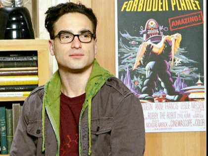 California Wildfire Claims Home of 'Big Bang Theory' Star Johnny Galecki