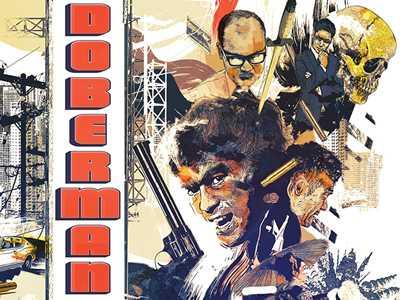 Review :: Doberman Cop
