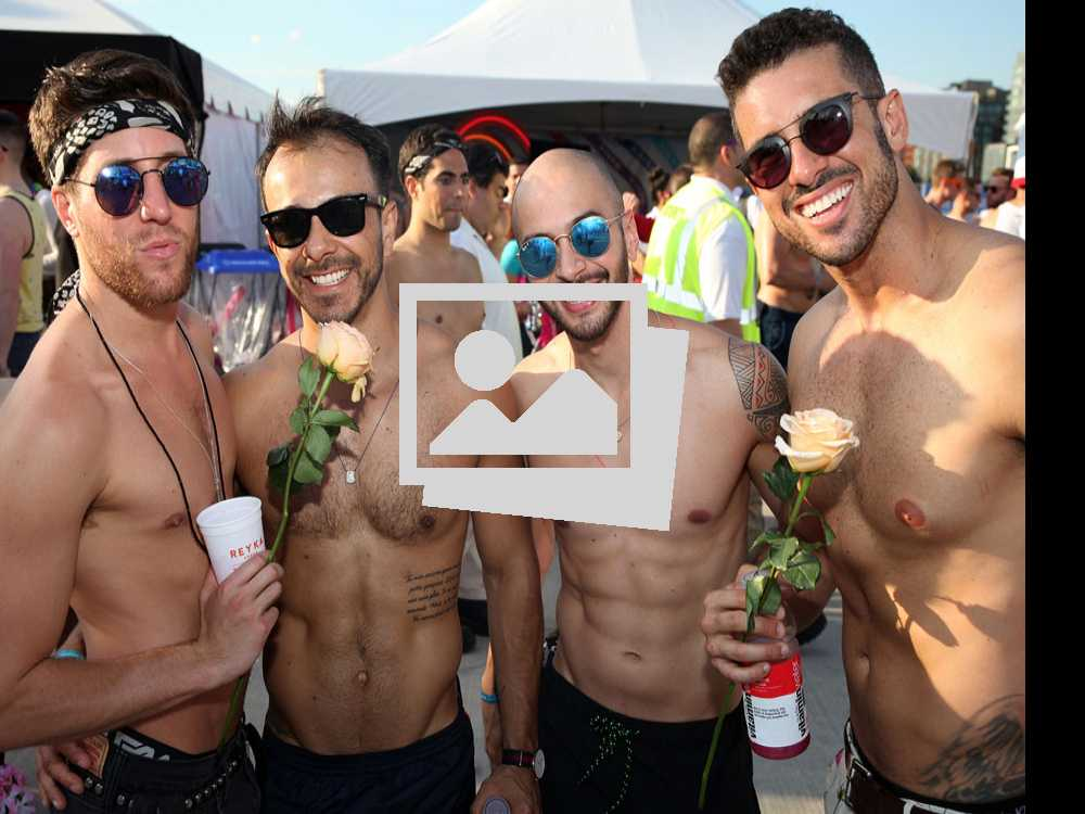 Pride Island On Pier 26 :: June 25, 2017