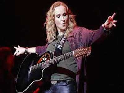 Melissa Etheridge Plays Dallas' Majestic Theatre