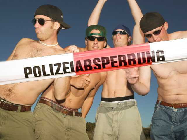 Over 200 German Cops Expelled for Throwing Wild Sex Party