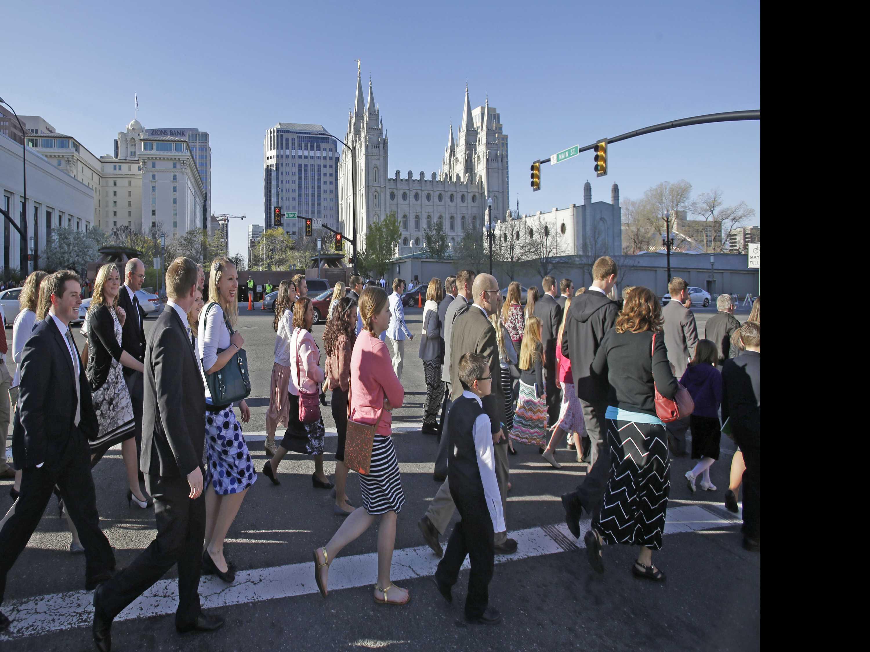 Mormon Church Now Allows Female Employees to Wear Pants