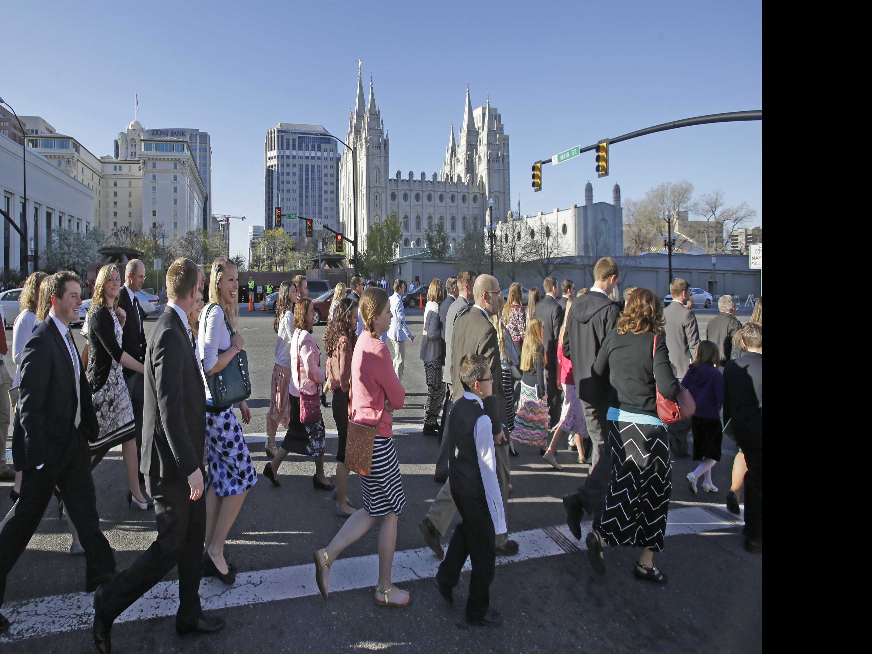 Mormon Church Now Allows Female Employees to Wear Pants