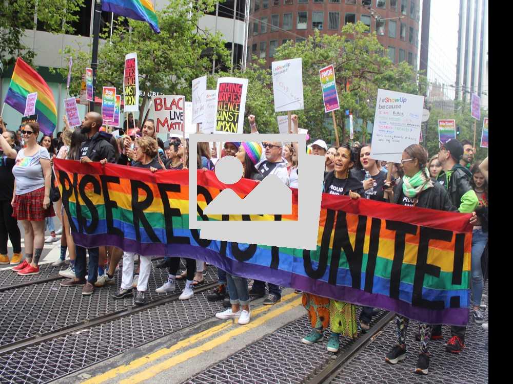 San Francisco Pride Parade :: June 25, 2017