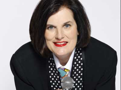 Queer Arts in the QC: Paula Poundstone