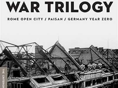 Review :: Roberto Rossellini's War Trilogy