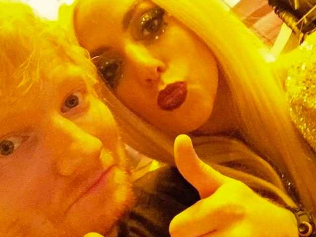 PopUps: Lady Gaga Supports Ed Sheeran After Little Monsters Run Him Off Twitter