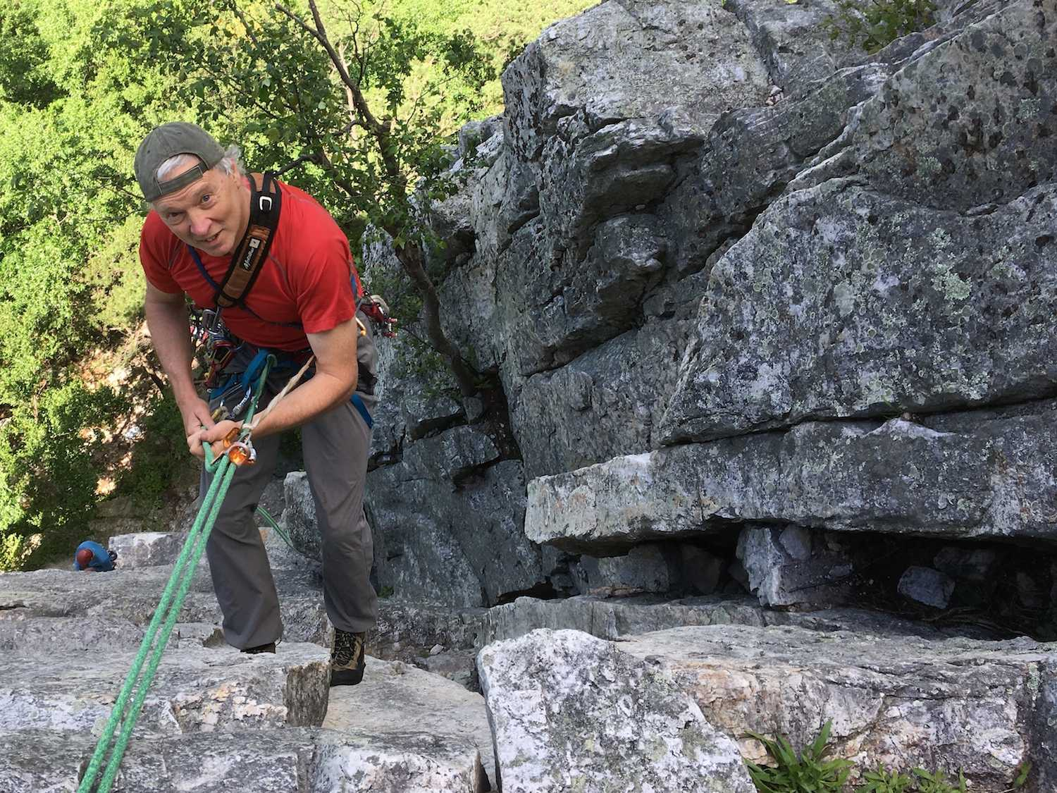 West Virginia Peaks Draw Experienced Climbers and Novices