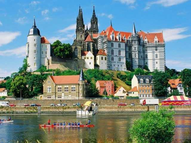 Saxony's Wine Route Celebrates 25th Anniversary