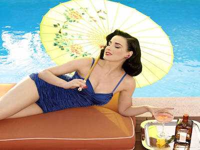 Dita Von Teese Brings 'The Art of the Teese' to the West Coast